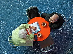 Conversation Sometimes Better than Business Email