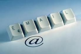 Email writing training