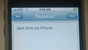 writing business email mobile signature resized 600