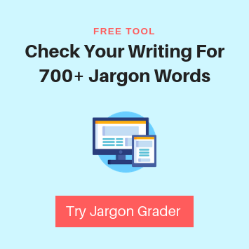 try the jargon grader