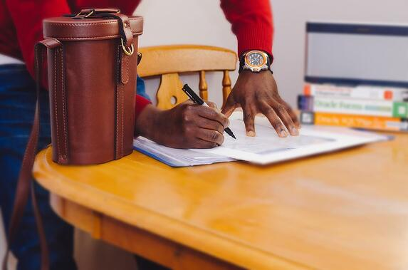 What is the definition of business writing?