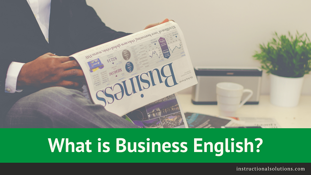 what is business english?