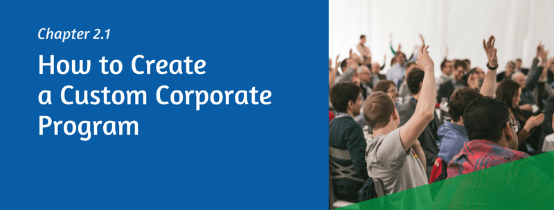 Create program for your company