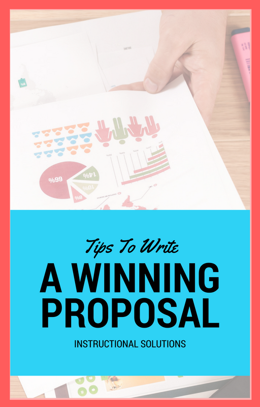 Proposal Writing Course