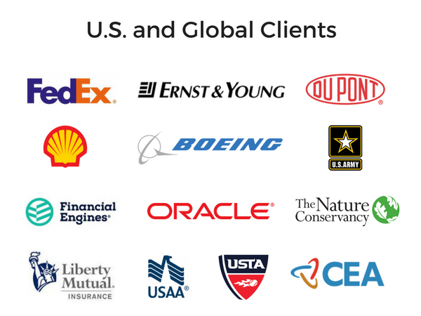 U.S. and Global Clients