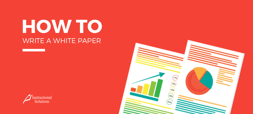 How to write a whitepaper