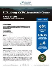 US Army - Customized Onsite Group Training