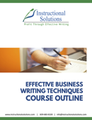 Course Outline BWT - Instructional Solutions-1-1