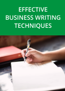Effective Business Writting Techniques