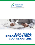 Report Course Outline thumbnail