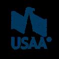 USAA logo business writing training